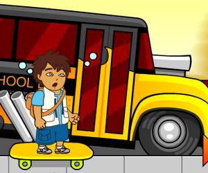 Jeux de bus - Jeux de go diego ...